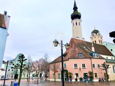 Frauenkircherl Schrannenplatz Erding