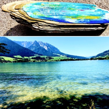Art inspired by Nature: Walchsee