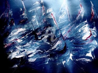 Izola - Sailing Boats in the Storm
